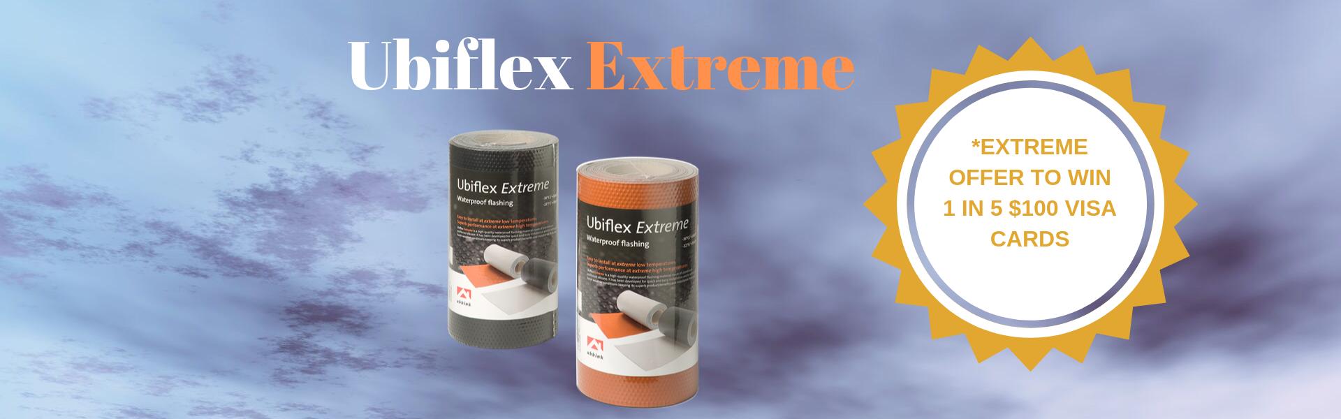 Ubiflex Banner